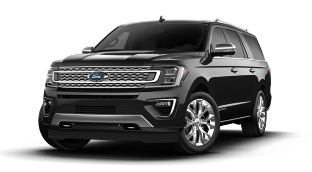 New 2019 Ford Expedition Max Platinum SUV in Royal Oak, MI
